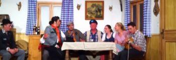 Der Dorfbaron – Im Wirtshaus zum blauen Vogel